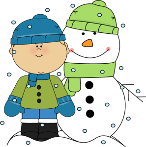 boy-and-snowman-in-the-snow-clip-art-boy-and-snowman-in-the-snow-snowy-clipart-496_500